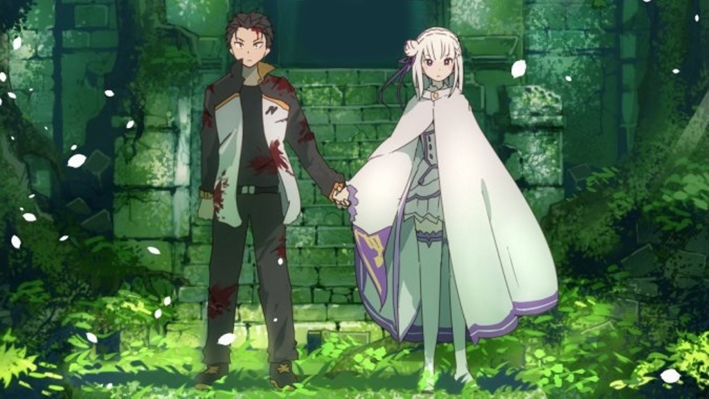 Re Zero Arc 4 Chapter 111 Garfiel S Barrier Part 1 2 Translationchicken